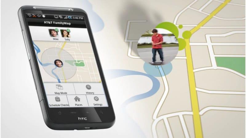 AT&T Child Tracker