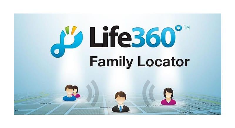 Family locator, Child tracker, Life360