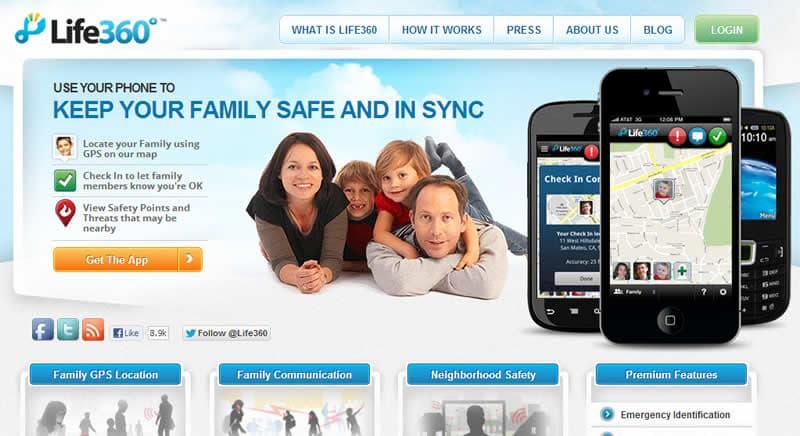 Family Locator – Life360 Family Locator