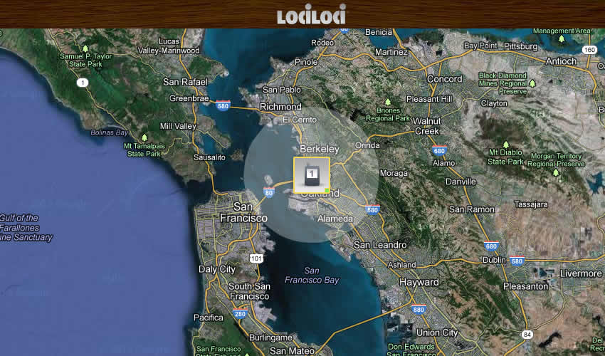 LociLoci family locator has good accuracy