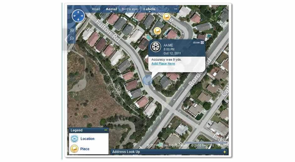 Sprint Family Locator pic